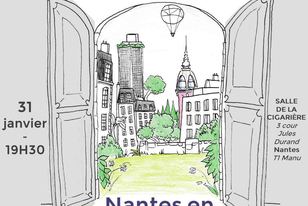 Lancement de Nantes en Commun·e·s • Le premier jour du reste de notre ville