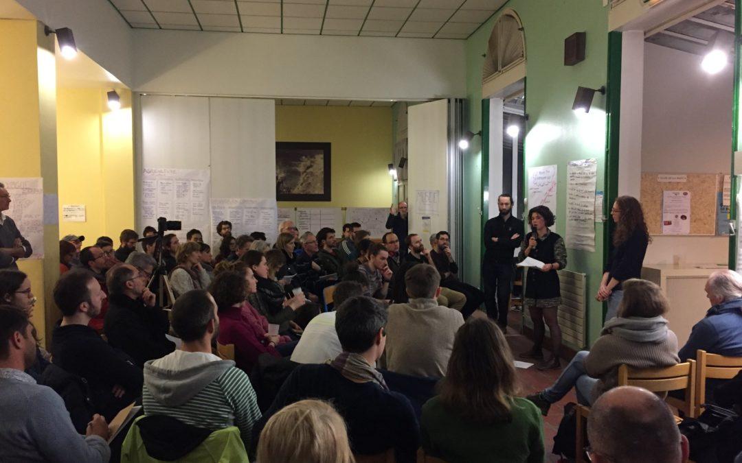 La commune n'est pas morte : chroniques d'un 31 janvier