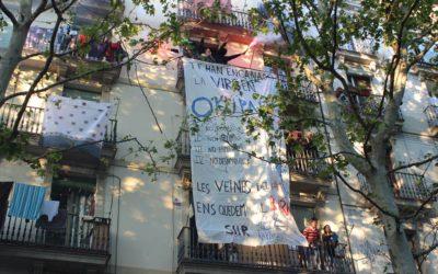 Barcelone : ouverture de logements pour des familles à la rue
