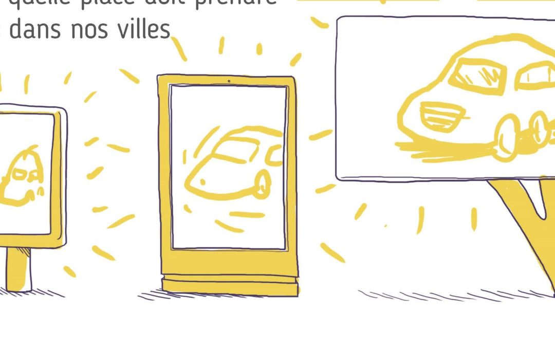 La publicité dans la métropole Nantaise